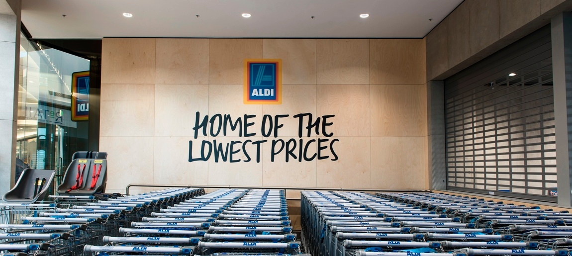 Aldi Home of the Lowest Prices